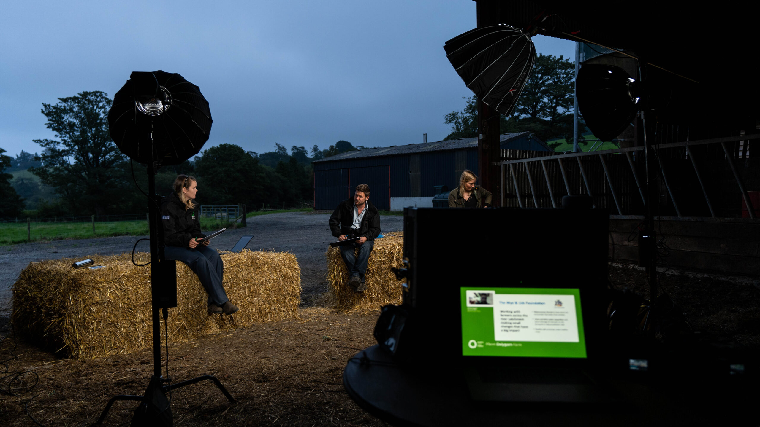 Demo Farm Live