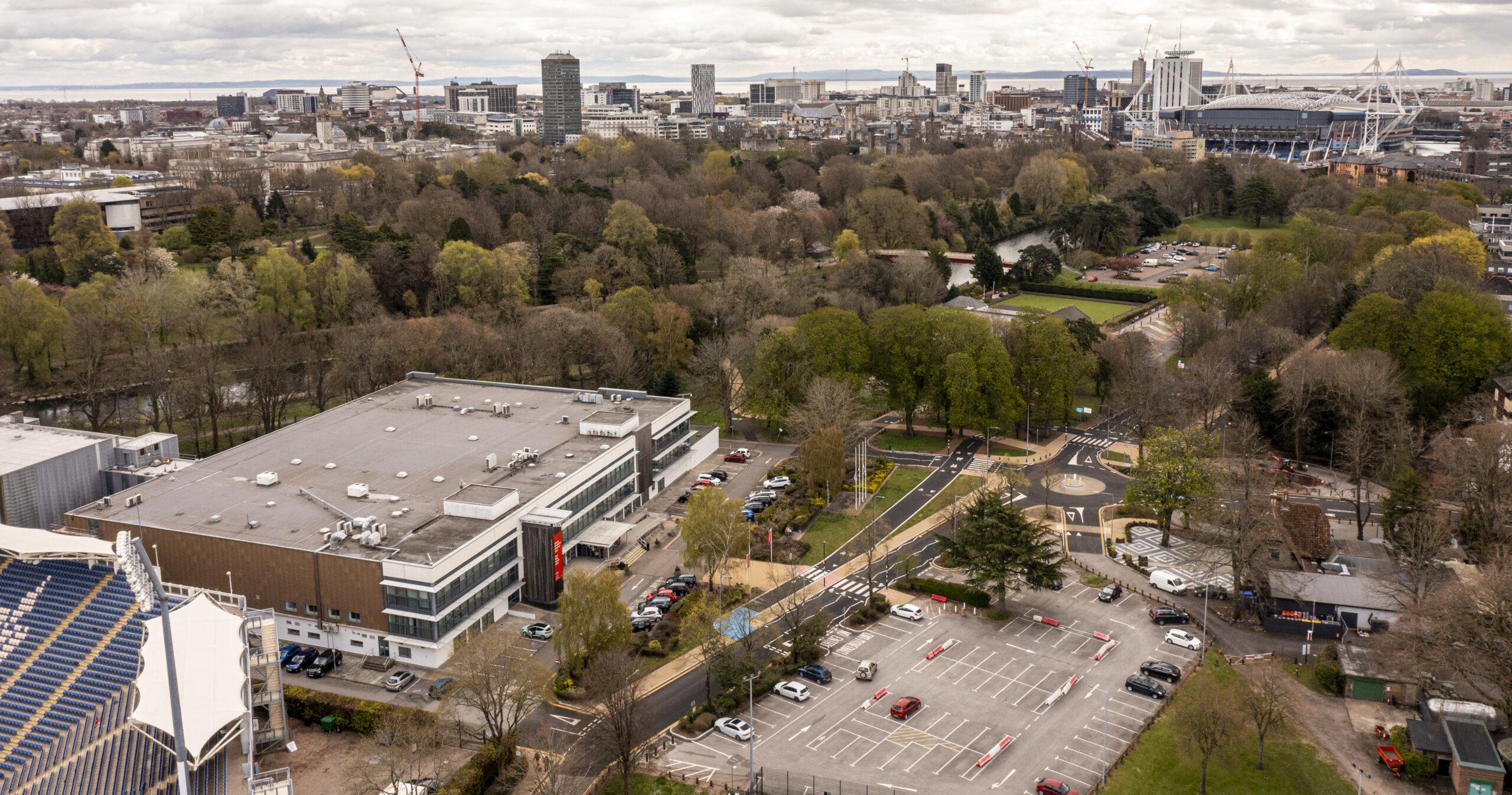 Cardiff Aerial